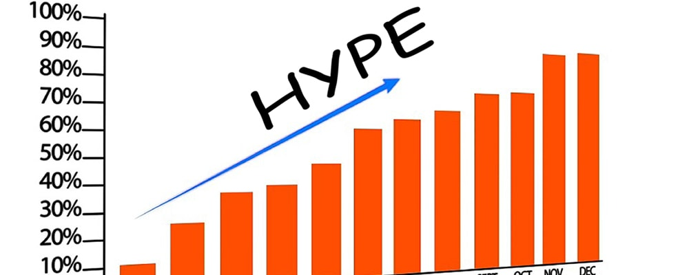 Hype: cosa significa e come usarla nel marketing