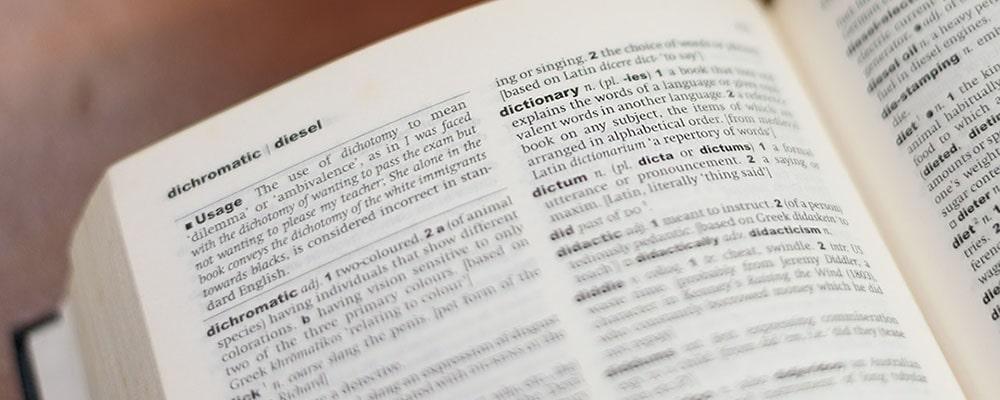 Dizionario del futuro: 23 nuove parole per le startup!