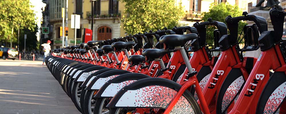 Bike sharing: le bici arrivano su Google Maps!