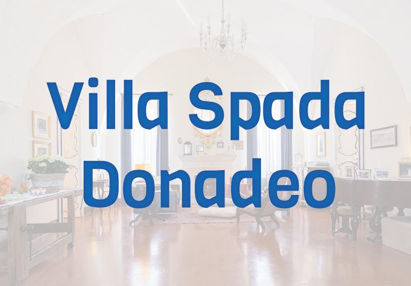 Villa Spada Donadeo